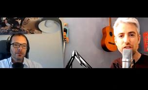 בזמן שעבדתם - וידיאוקאסט חדש על מדיה ודיגיטל (צילום: דרור גלוברמן)