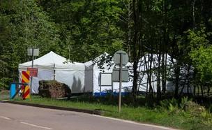 אנגליה: שרידי גופת אישה נמצאו בשתי מזוודות ביער
