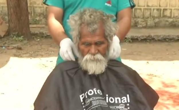 טוכרם מאנדי (צילום: IndiaTV, Youtube)