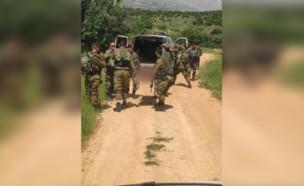 """חשוד שחצה מלבנון נורה ע""""י צה""""ל"""
