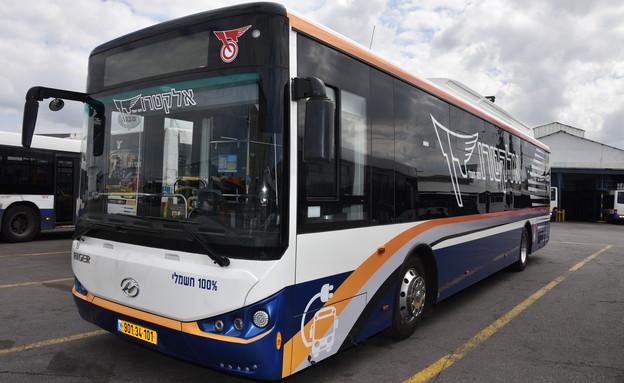לימודי נהיגה, דן אוטובוסים (צילום: באדיבות חברת התחבורה הציבורית דן)