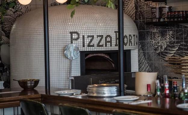 תנור אבן מסעדת פרוטו (צילום: איתן ווקסמן)