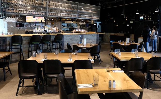 מסעדה ברוהאוס (צילום: שירן שלם)