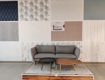 חנויות עיצוב 2020, וילונות אורגד - 1 (צילום: רועי שר)