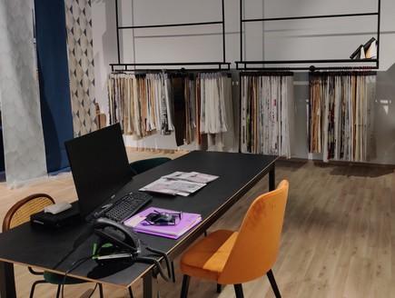 חנויות עיצוב 2020, וילונות אורגד - 2 (צילום: רועי שר)