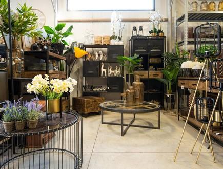 חנויות עיצוב 2020, אינדיגו מרקט - 2 (צילום: אביב קורט)