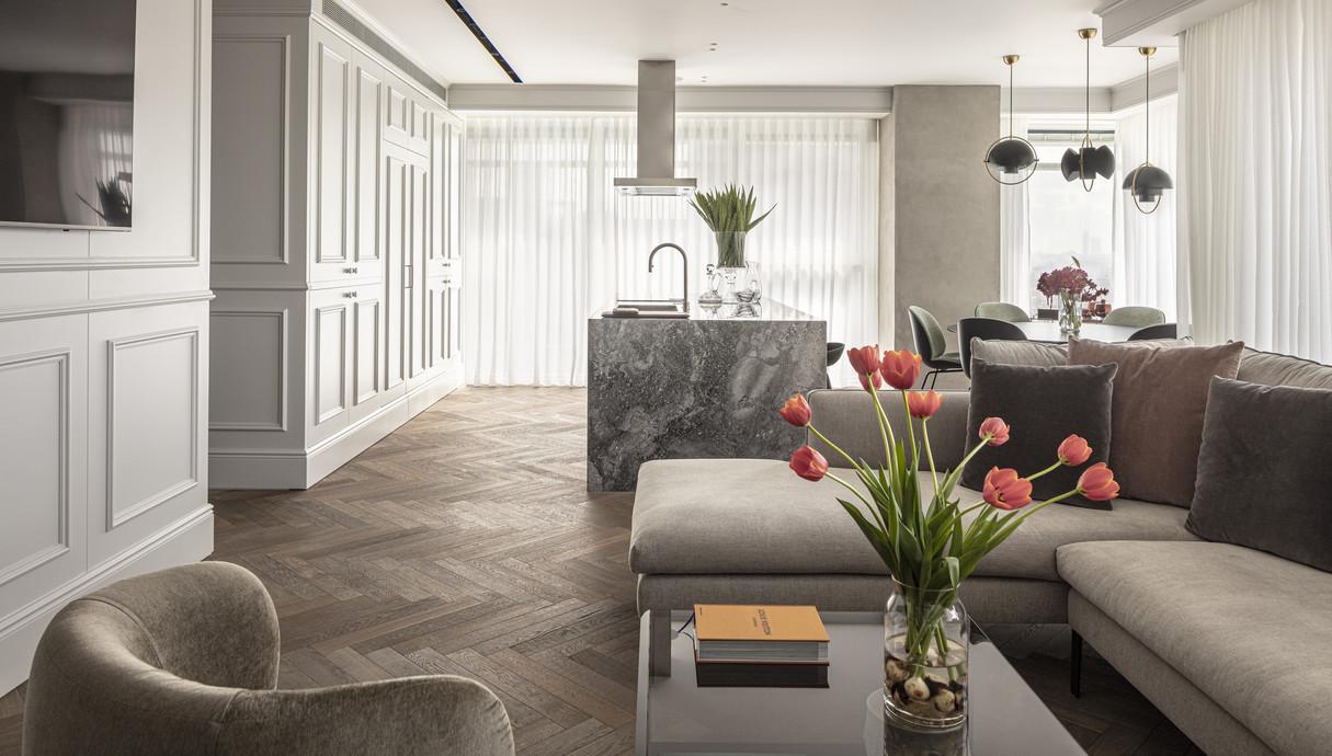 דירה בתל אביב, עיצוב יניב פרדו אדריכלים - 8