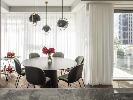 דירה בתל אביב, עיצוב יניב פרדו אדריכלים - 12 (צילום: עמית גרון)
