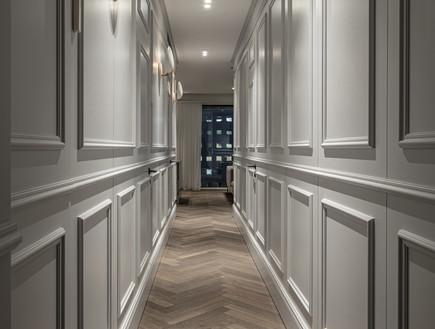 דירה בתל אביב, ג, עיצוב יניב פרדו אדריכלים - 6 (צילום: עמית גרון)