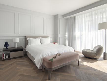 דירה בתל אביב, עיצוב יניב פרדו אדריכלים - 18 (צילום: עמית גרון)