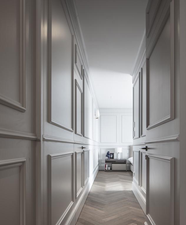 דירה בתל אביב, ג, עיצוב יניב פרדו אדריכלים - 16