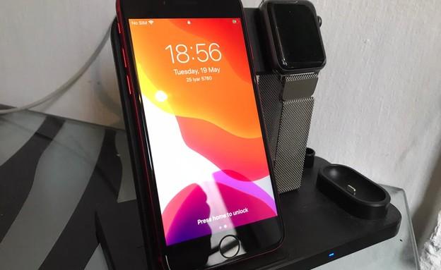 אייפון SE (צילום: אור אליעז)