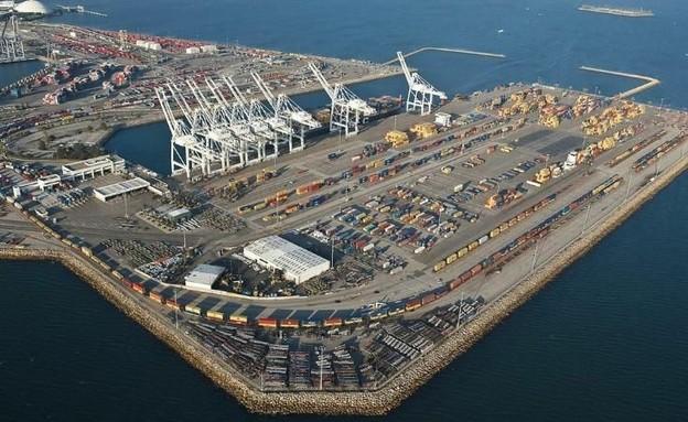 נמל השהיד רג'אי בדרום אירן