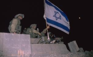 """פינוי ונסיגת צה""""ל מדרום לבנון, 2000 (צילום: אלפי בן יעקב, לע""""מ)"""