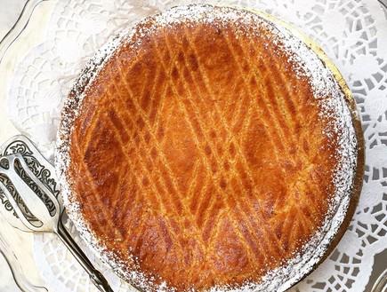 עוגת גבינה באסקית של מימי בייקרי
