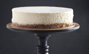 """עוגת גבינה של מימי בייקרי  (צילום: דניאל לילה , יח""""צ)"""