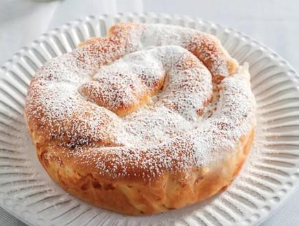 עוגת שמרים ריקוטה של קונדיטוריה שמו