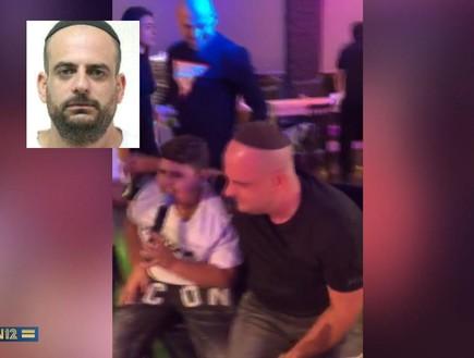 שמואל הרוש החשוד בניסיון רצח שוחרר ממעצר