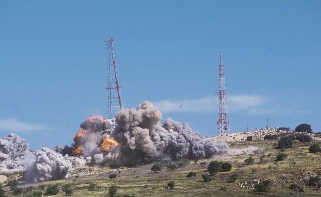 פיצוץ מוצב ציפורן בנסיגה מלבנון, 2000