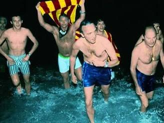 (מתוך עמוד הפייסבוק Barca Story) (צילום: ספורט 5)