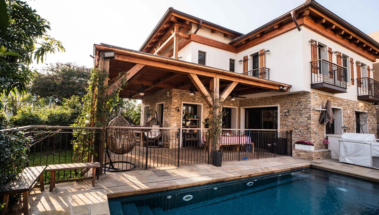 בית בסביון, עיצוב קורין הכט אמסלם, יעל אלמור אדריכלים - 35