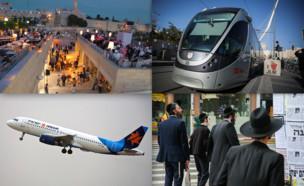 ירושלים 2020 - היעדים מומשו? (עיבוד: פלאש 90)