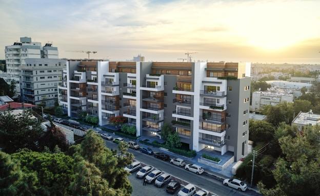 אבני דרך התחדשות עירונית גונן תל אביב
