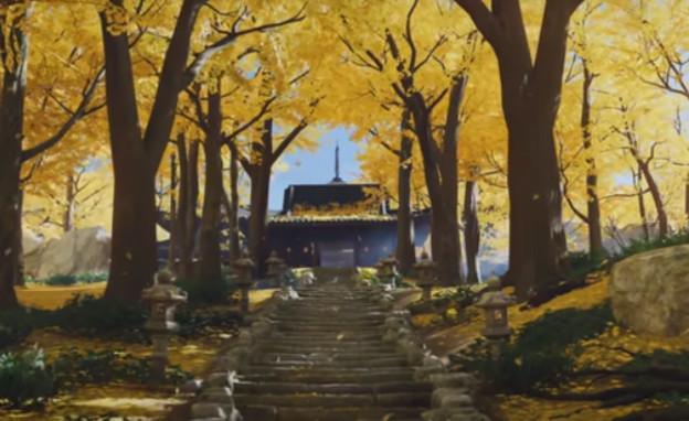 גיימינג Ghost of Tsushima (צילום: יוטיוב\PlayStation)