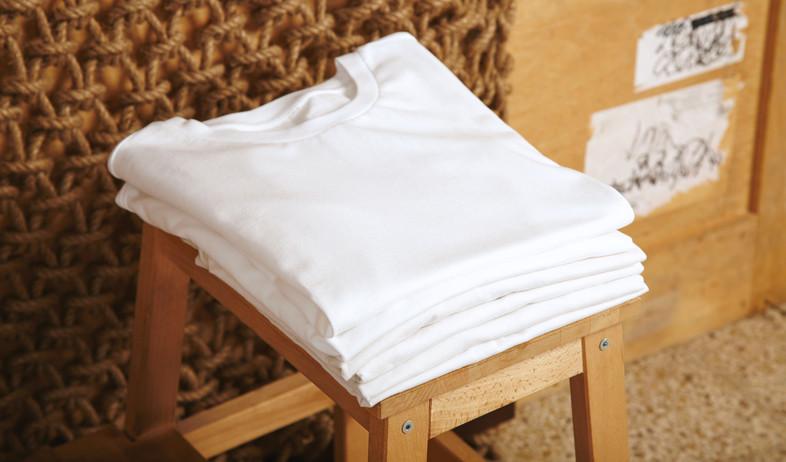 חולצות לבנות, טי שירט (צילום:  BublikHaus, Shutterstock)