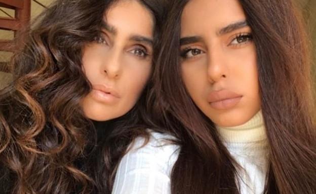 מירי כהן, אלין כהן (צילום: instagram)