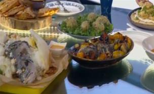 מתכוני דגים טריים ישראליים לחג השבועות (צילום: קשת 12, גלית ויואב)
