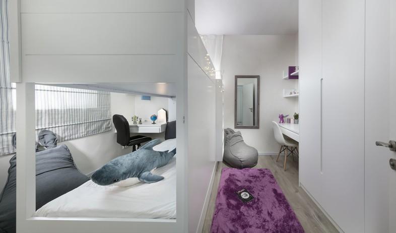 חדר ילדים, ג, עיצוב יפעת מושקוביץ - 21