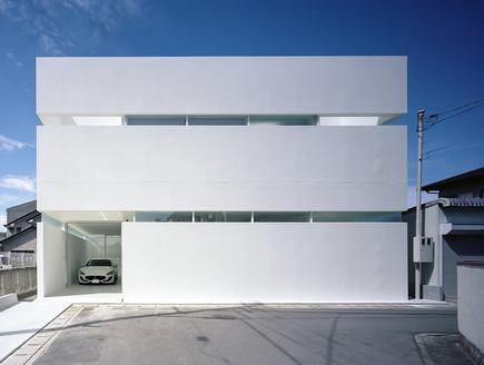 בית בטקמאצו - 1 (צילום: Katsuya Taira)