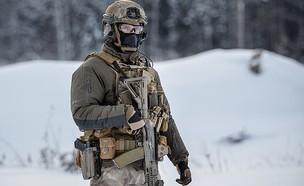 לוחמי היחידה המובחרת (צילום: משרד ההגנה הרוסי)