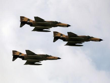מטוסי קרב של חיל האוויר האיראני