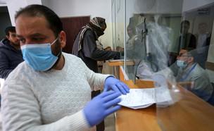 שירות תעסוקה בדיקה (צילום: Abed Rahim Khatib, פלאש 90)
