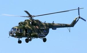 מסוק MI-8 (צילום: RIA Novosti, GettyImages)
