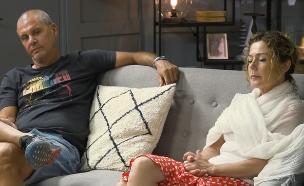 """דובי ואריק מדברים על סופ""""ש הזוגות (צילום: חתונה ממבט ראשון 3, קשת 12)"""