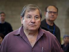 פיני בדש, יושב ראש מועצת עומר (צילום: הדס פרטוש/פלאש 90)