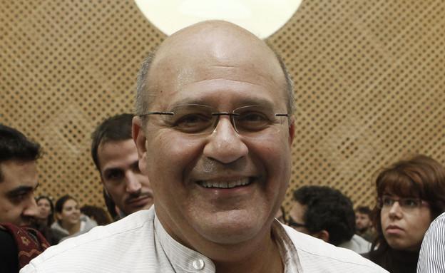 פרופסור חזי לוי (צילום: אורי לנץ, פלאש 90)