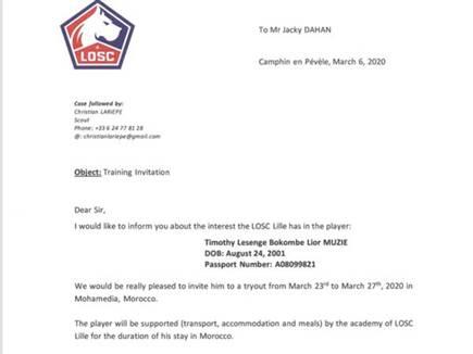 המכתב מליל (צילום מסך)