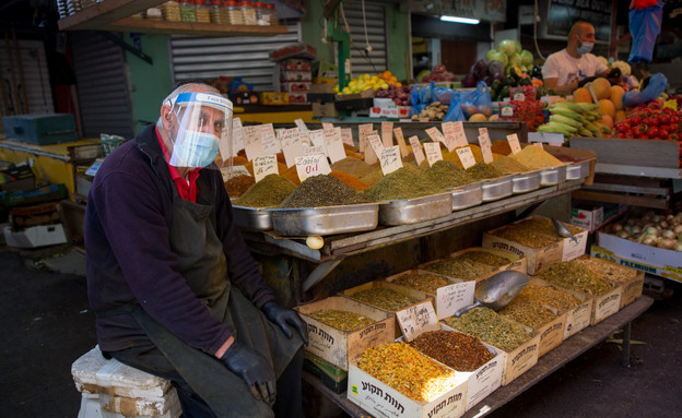 פתיחת השווקים (צילום: מרים אלסטר, פלאש 90)