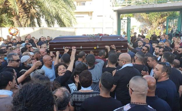 הלוויה איימן