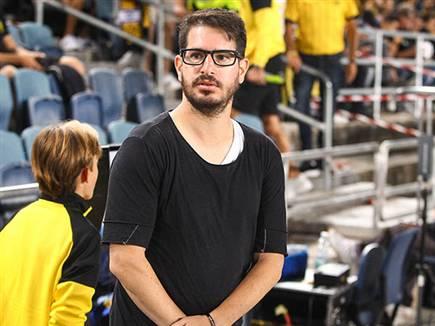 (צילום: אלן שיבר) (צילום: ספורט 5)