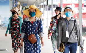 וייטנאם קורונה (צילום: רויטרס, שי פרנקו, רויטרס)