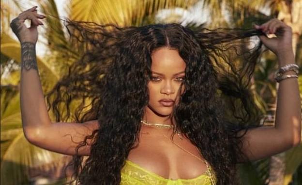 ריהאנה (צילום: savageXfenty)