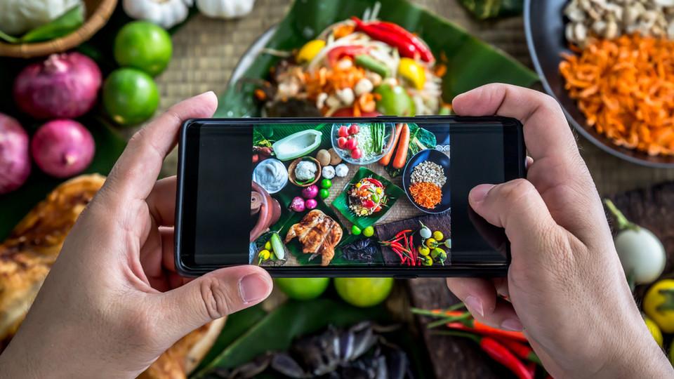 צילום אוכל (צילום: shutterstock By Extarz)