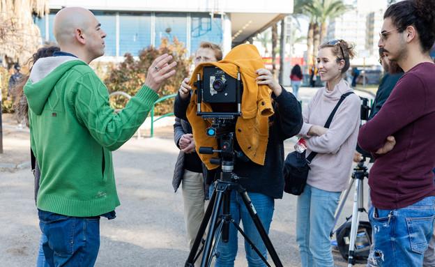 לימודי צילום- המרכז האקדמי ויצו חיפה (צילום: יעקב ישראל)