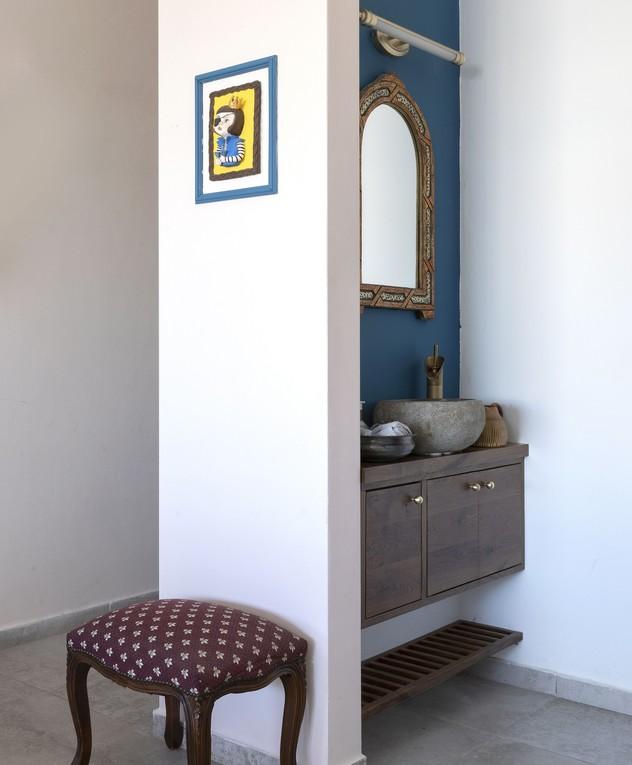 בית בלשם, ג, עיצוב טל בנש גאלאל