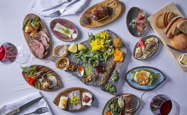 מסעדת רוטנברג - ארוחת טעימות (צילום: אפיק גבאי, יחסי ציבור)